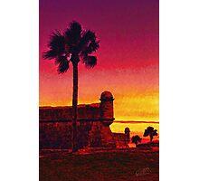 Subdued Horizon Photographic Print