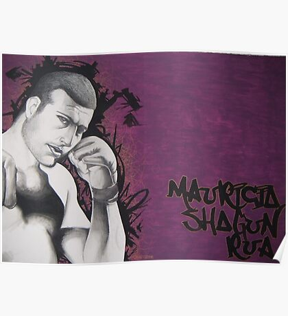 mauricio shogun rua Poster