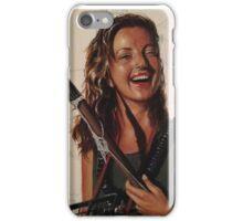 Lotte Haas iPhone Case/Skin