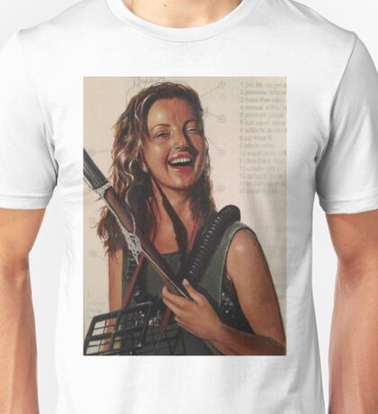 Lotte Haas Unisex T-Shirt