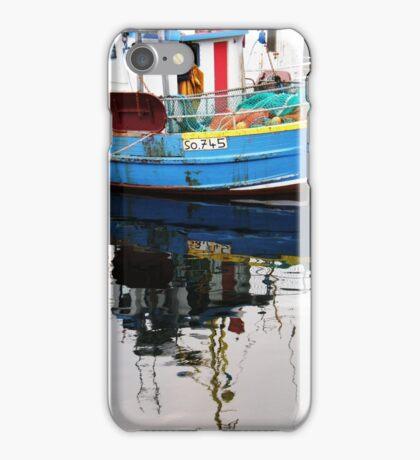 Burtonport Dungloe Co. Donegal Ireland iPhone Case/Skin