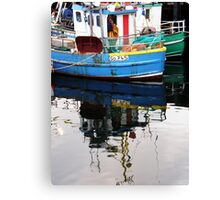 Burtonport Dungloe Co. Donegal Ireland Canvas Print