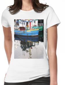 Burtonport Dungloe Co. Donegal Ireland Womens Fitted T-Shirt