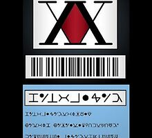 HunterxHunter-Hunter License by etrosbasedlight
