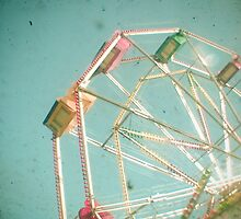 Big Wheel by Cassia Beck