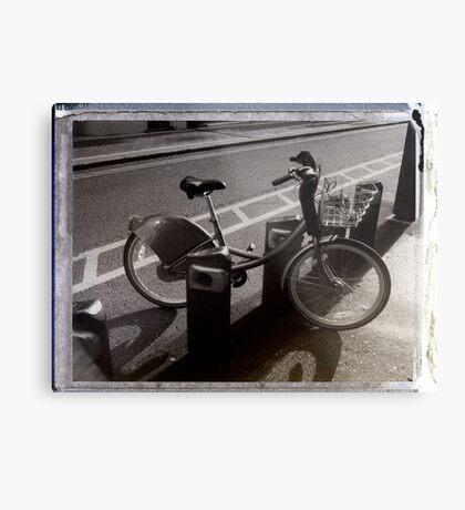 I've Got a Bike You Can Hire It If You Like Metal Print