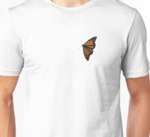Monarch Butterfly ( small ) Unisex T-Shirt
