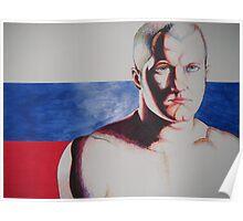 russia fedor emelianenko Poster