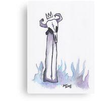 grim reaper 1 Canvas Print