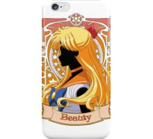 Soldier of Beauty iPhone Case/Skin