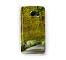 Laburnam Arch Bodnant Gardens Samsung Galaxy Case/Skin