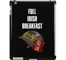 Full Irish Breakfast iPad Case/Skin