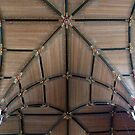 Wooden cross vault by bubblehex08