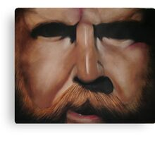 evan tanner Canvas Print