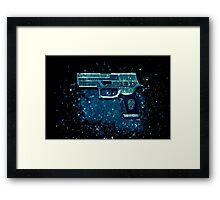 P250 - Cartel Framed Print