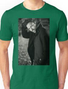 MANU BENNETT - SPIRAL NOTEBOOK! Unisex T-Shirt