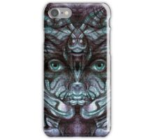 Mirrored Drawing. iPhone Case/Skin