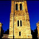 New London, CT Church by Debbie Robbins