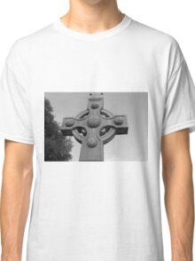 Celtic Cross Gartan Donegal Ireland Classic T-Shirt