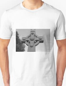 Celtic Cross Gartan Donegal Ireland T-Shirt