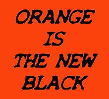 Orange is the New Black by InterestingImag