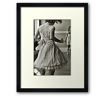 Dance II Framed Print