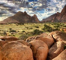 Spitzkoppe by Scott Carr