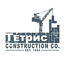 Tetris Construction Co. by Shaun Ellis