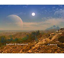 Badlands Marmora II Photographic Print
