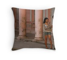 Relations Throw Pillow