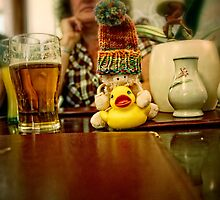 At the Duck & Pig by Simon Duckworth