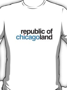 republic of chicagoland T-Shirt