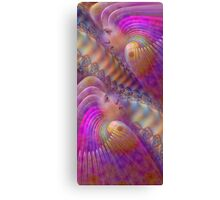 Astral twins Canvas Print