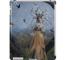 The Court Of The Dryad Queen iPad Case/Skin