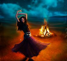 Dance Like a Dervish by Aimee Stewart
