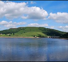 Ladybower Panoramic by Paul  McIntyre