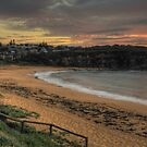 Morning - Mona Vale Beach, Sydney - The HDR Experience by Philip Johnson