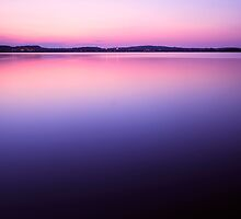 Night at the Lake by mariakallin