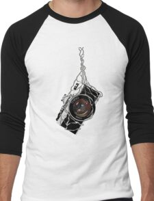 A Special Camera Angle Men's Baseball ¾ T-Shirt