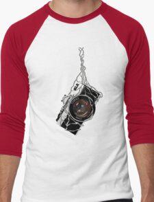 A Special Camera Angle Men's Baseball ¾ T-Shirt