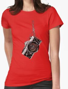 A Special Camera Angle Womens Fitted T-Shirt