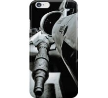 BSG VIPER turret iPhone Case/Skin