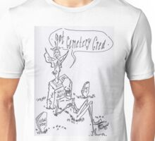 got cemetery cred Unisex T-Shirt