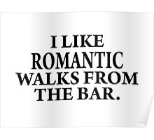 Romantic walks from..... Poster