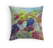 The Berry Best to You All Throw Pillow