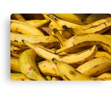Playing Plantains Canvas Print