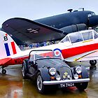 Morgan - Chipmonk - DC3 - Shoreham Airshow 2010 by Colin  Williams Photography