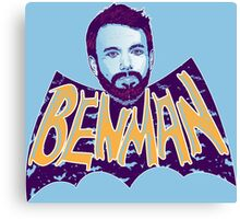 the Benman Canvas Print