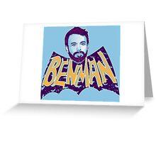 the Benman Greeting Card