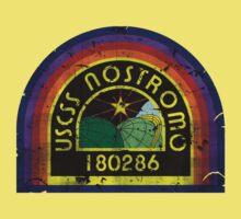 USCSS Nostromo (Alien) Kids Tee